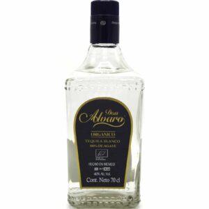 Don Alvaro Tequila Blanco
