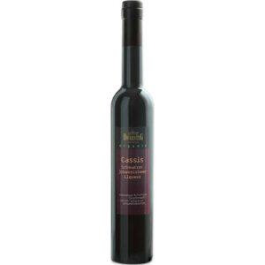 Dwersteg Cassis Blackcurrant Liqueur