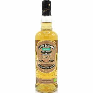 Loch Lomond Organic Single Blend Whisky 12 yr