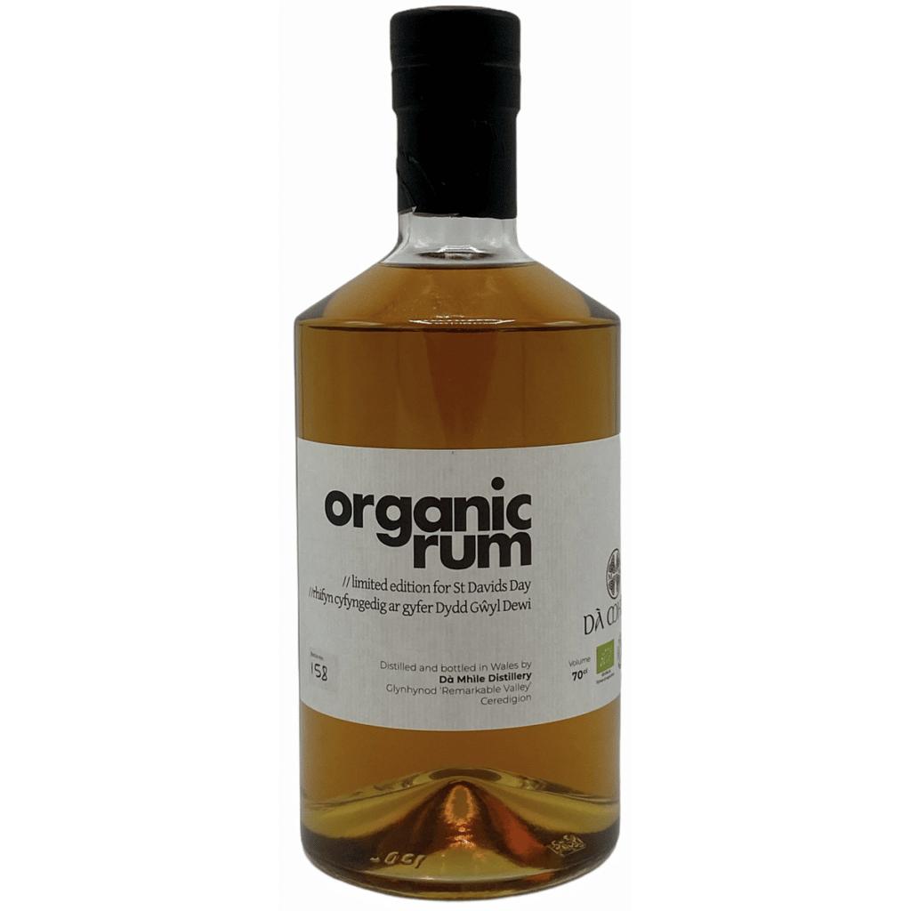 Da Mhile Organic Rum
