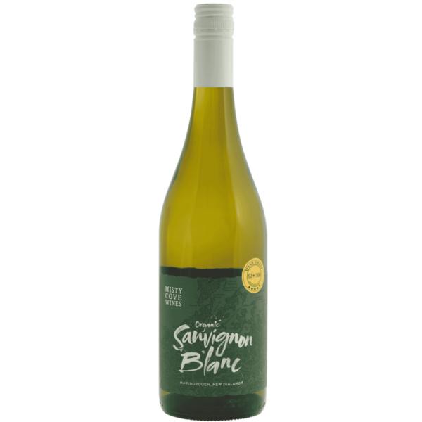 Misty Cove Organic Sauvignon Blanc