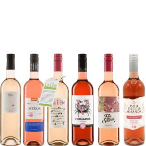 Proefdoos: Rosé wijnen