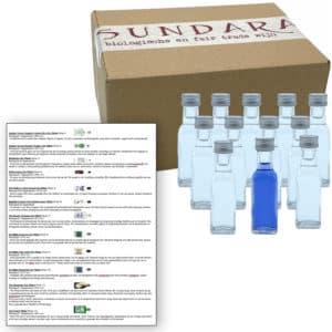 Proeverij: Biologische Gin (12x 20ml)