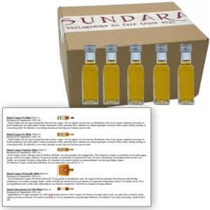 Proeverij: Pinard Biologische Cognac (5x 20ml)